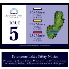 Peterstone Golf Club Hole 5