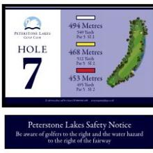 Peterstone Golf Club Hole 7