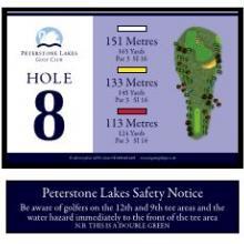 Peterstone Golf Club Hole 8