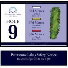Peterstone Golf Club Hole 9