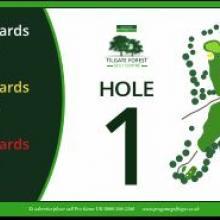 Tilgate Golf Club Hole 1