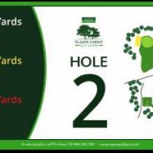 Tilgate Golf Club Hole 2