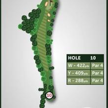 Windmill Hill Golf Club Hole 10