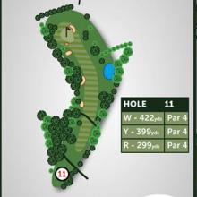 Windmill Hill Golf Club Hole 11