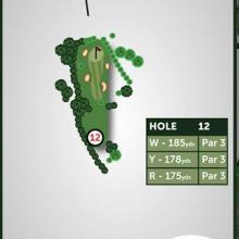 Windmill Hill Golf Club Hole 12