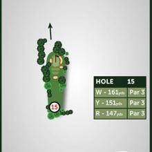 Windmill Hill Golf Club Hole 15
