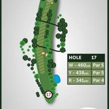 Windmill Hill Golf Club Hole 17