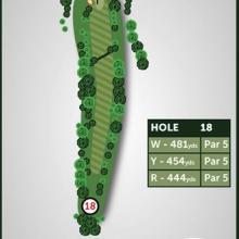 Windmill Hill Golf Club Hole 18