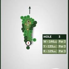 Windmill Hill Golf Club Hole 3
