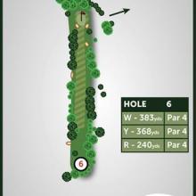 Windmill Hill Golf Club Hole 6
