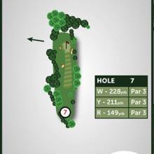 Windmill Hill Golf Club Hole 7